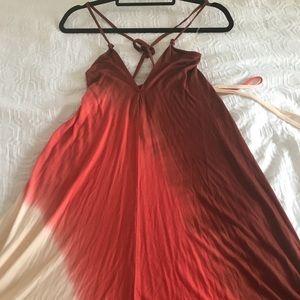 NWT debbie Katz summer strap dress